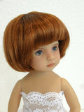 Doris Wig in Auburn - for Little Darling dolls