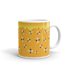 Honey Bee Coffe Mug
