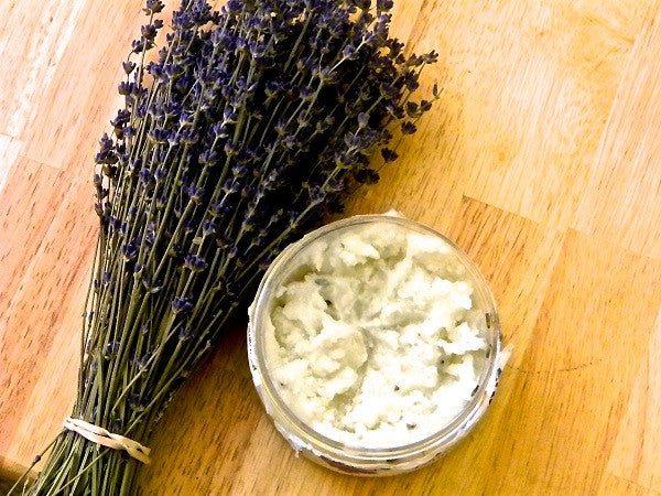 Lavender & Lemongrass Sugar Scrub - Close Out!