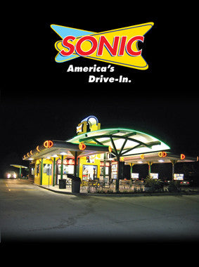 Sonic Drive-In.