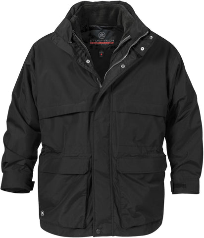 Youth Explorer 3-in-1 Parka