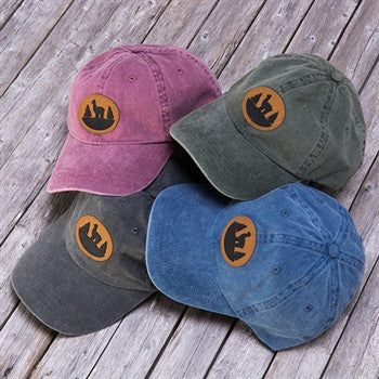 Ballcap with Alpaca Logo Patch