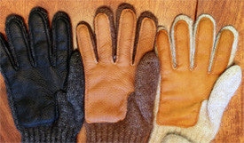 Alpaca Driving Gloves w/ Leather Palms