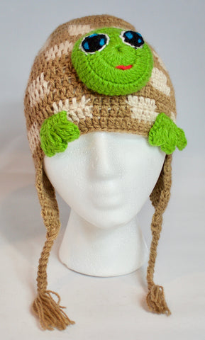 Fun Animal Kid's Knitted Hats