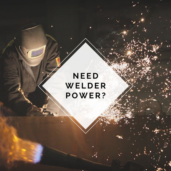 Welder Adapter