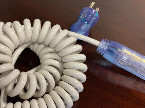 Medical Coiled Cord