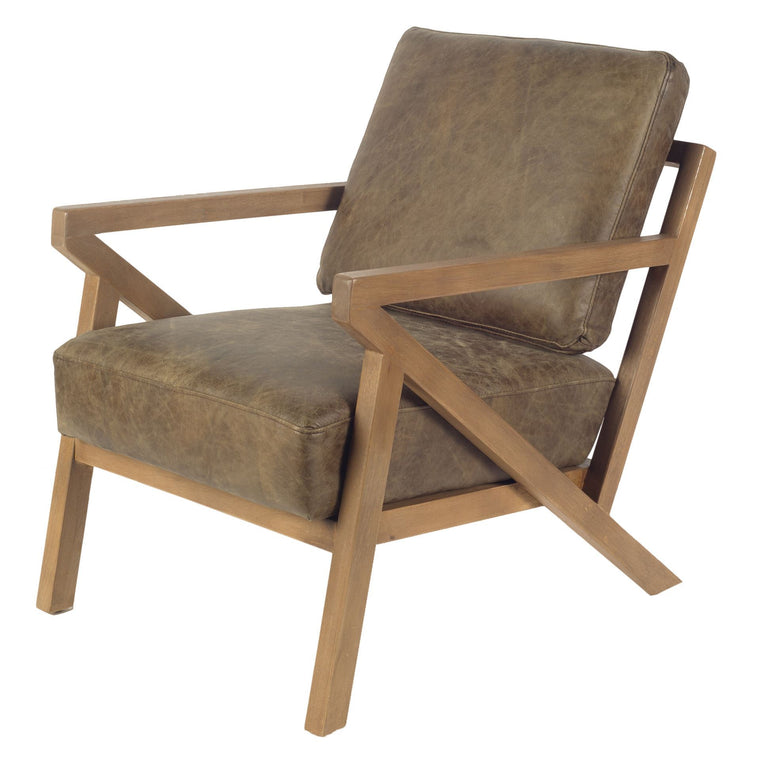 Tumelo Chair Brown