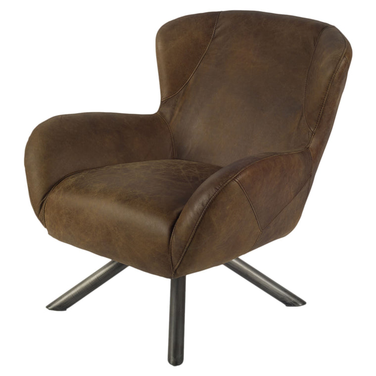 Cleavant Chair tobacco