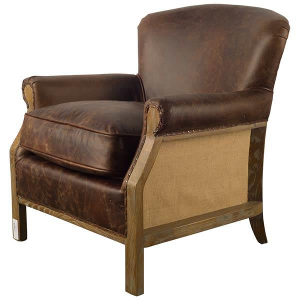 Hadwin Chair Brown