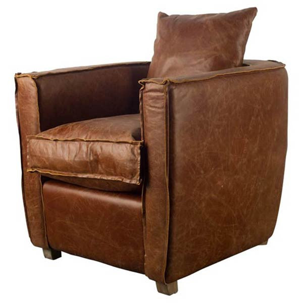 Wafai Chair brown