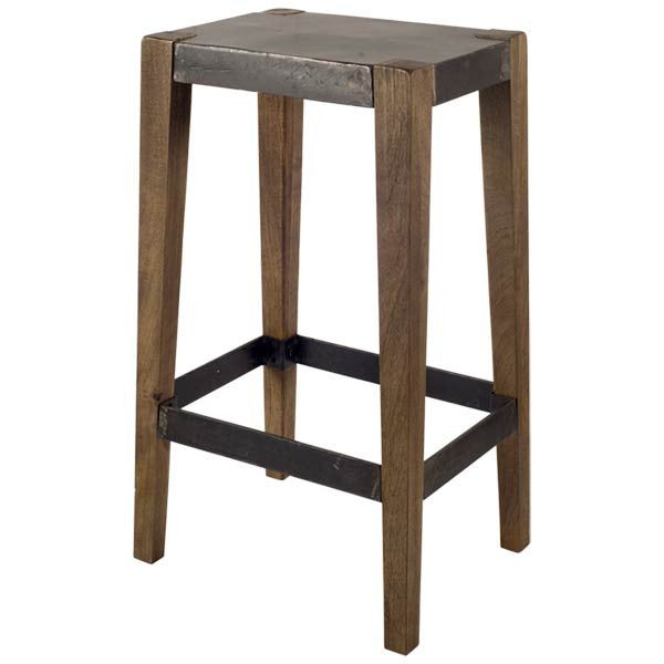 Pamella Rustic Bar Stool