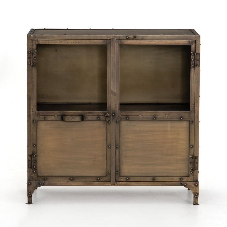 MARLEY AGED BRASS SIDEBOARD | NEW