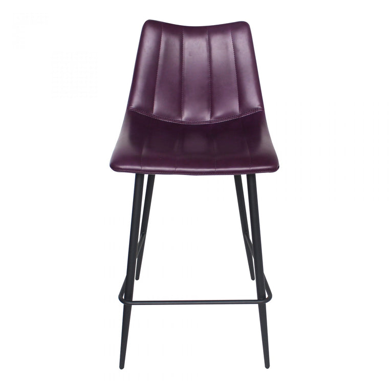 Lorand bar Stool Purple