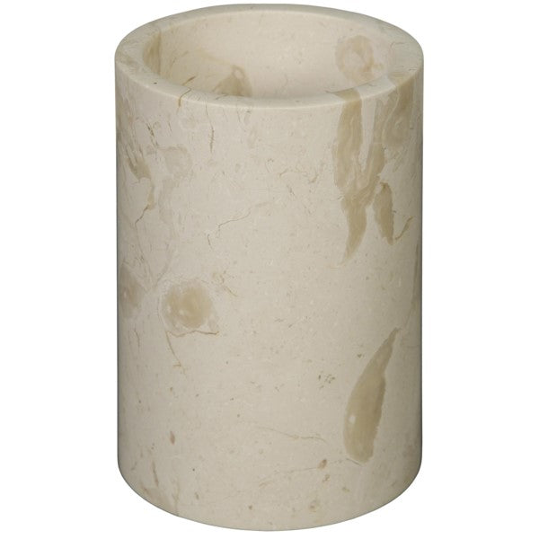 Jedrus Wine Cooler, White Marble
