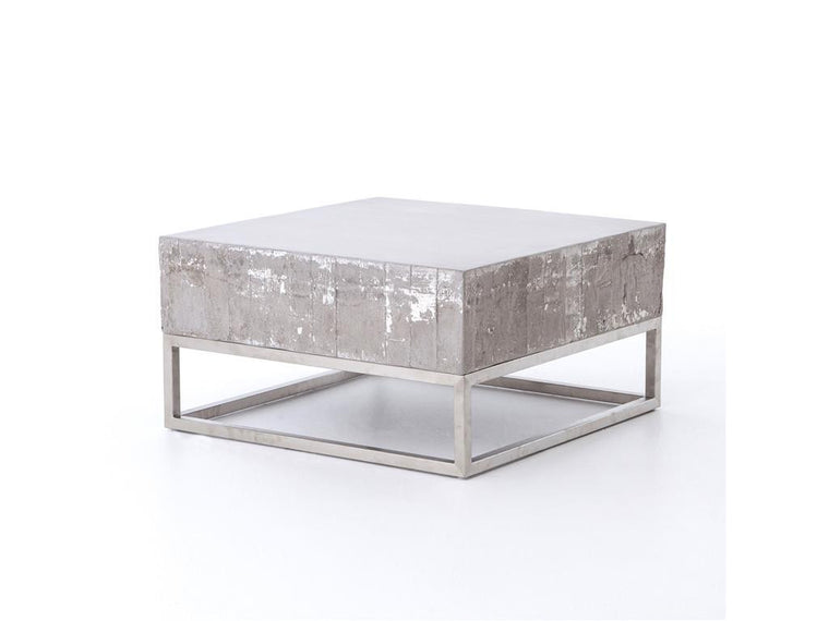 Alcina Concrete Bunching Coffee Table