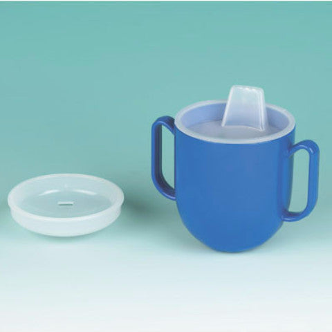 No-Tip Weighted Base Cup Maddak specialneedsessentials