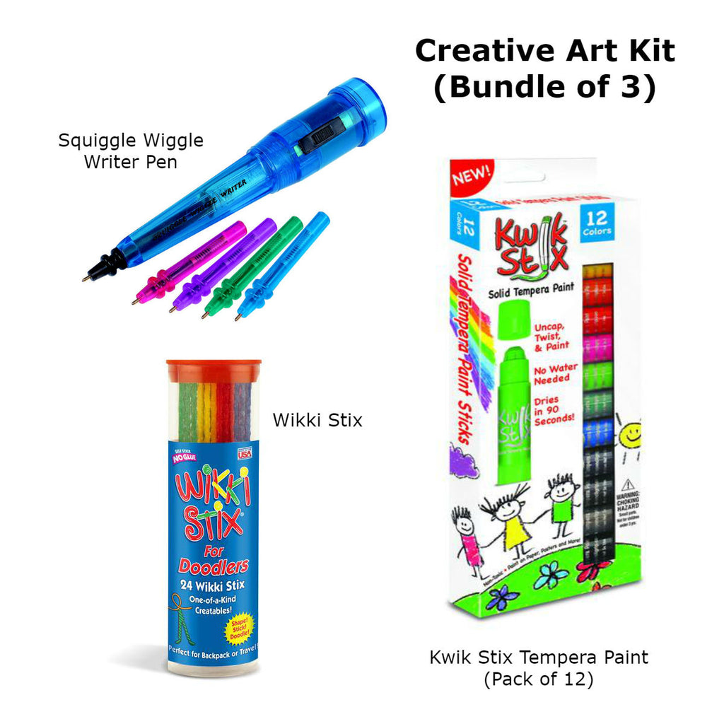 Creative Art Kit (bundle of 3) Special Needs Essentials specialneedsessentials