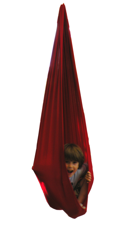 Lycra Cocoon Swing by Covered in Comfort Covered in Comfort specialneedsessentials