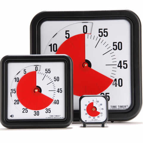 Time Timer (available in 5 different sizes) Time Timer specialneedsessentials