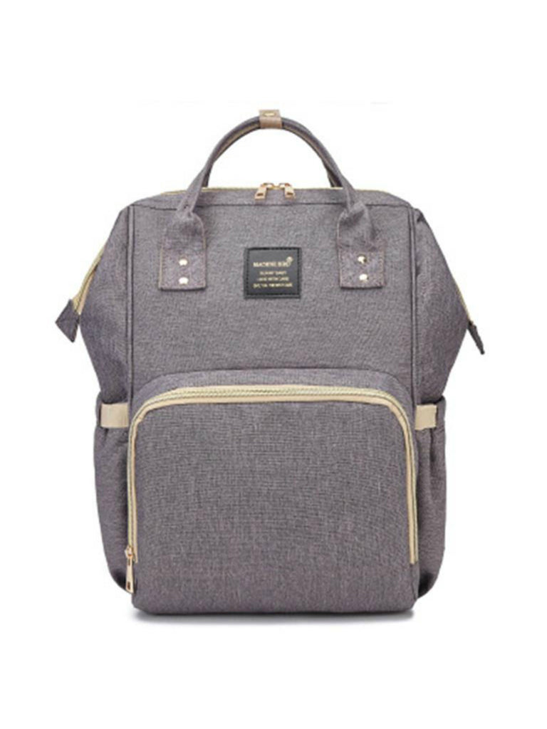 Backpack Nappy Bag | Dark Grey