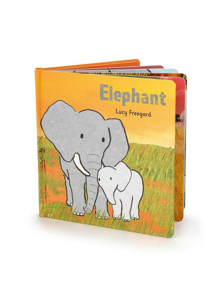 Elephant Board Book