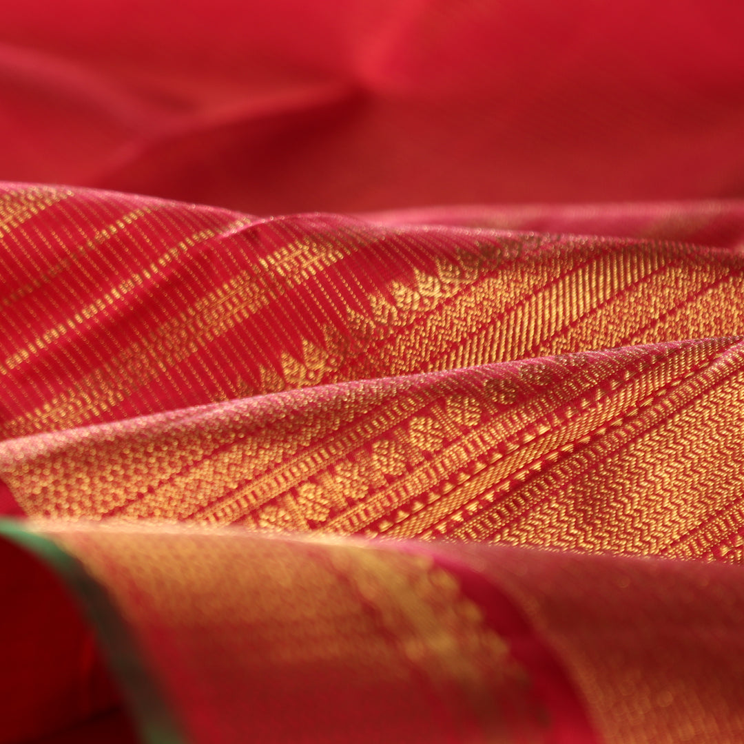 COLOUR MY LOVE : KANJIVARAM'S REDS