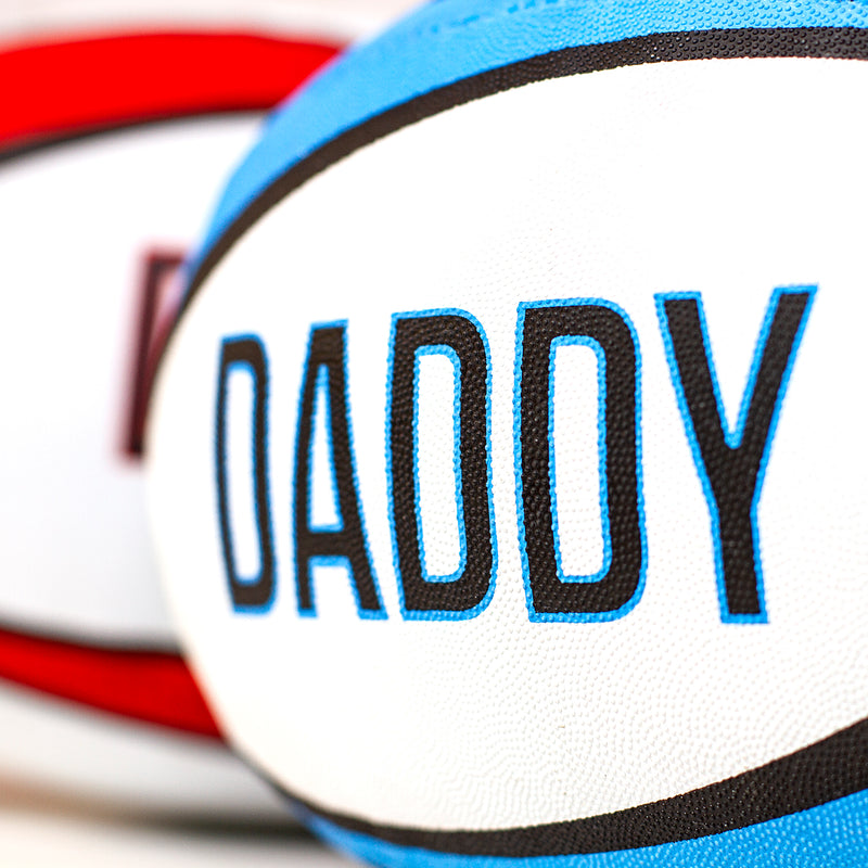 Father's Day Rugby Ball - Daddy Ball