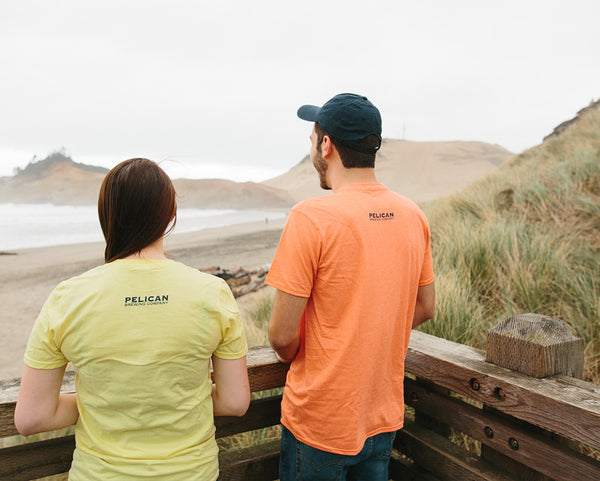 Pacific City Surf Tee - Unisex