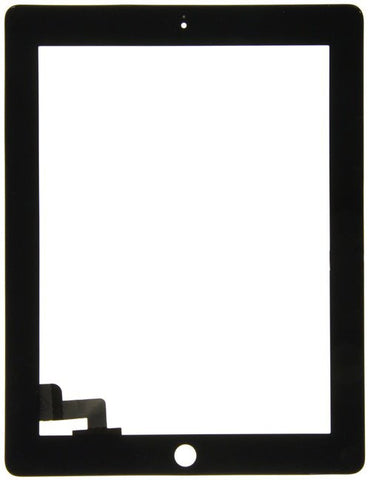 iPad 1/2 Glass/Digtizer - Black