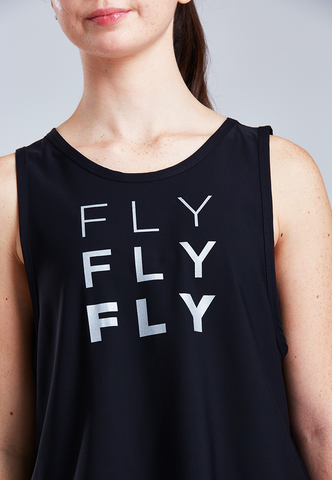 AS YOU ARE  W Muscle Tank - Flywheel exclusive!