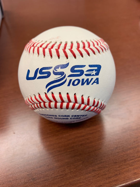 USSSA BASEBALL'S (NEW) - DOZEN