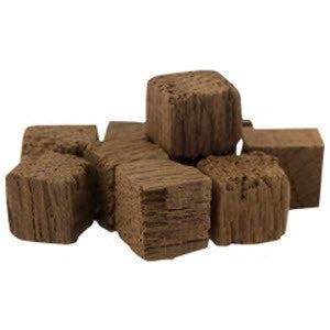 American Oak Cubes (Medium) - 16 oz