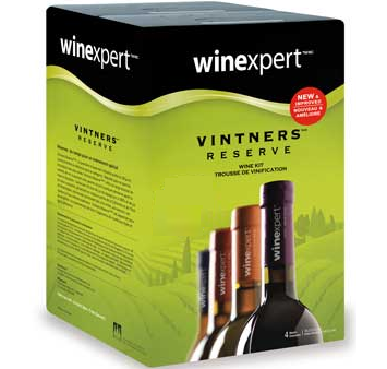 Winexpert Vintners Reserve Riesling Wine Kit - 6 gallon