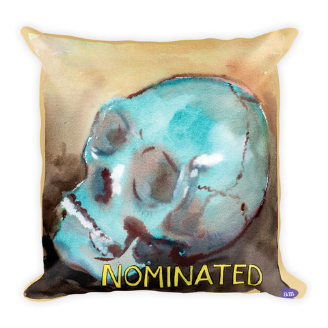 GUY RICHARDS SMIT - PILLOW - NOMINATED/DRAWN TO HUMILATION