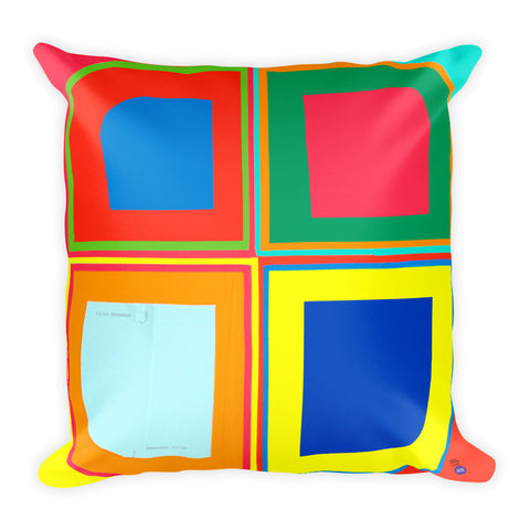Beverly Fishman Pillow I - Square