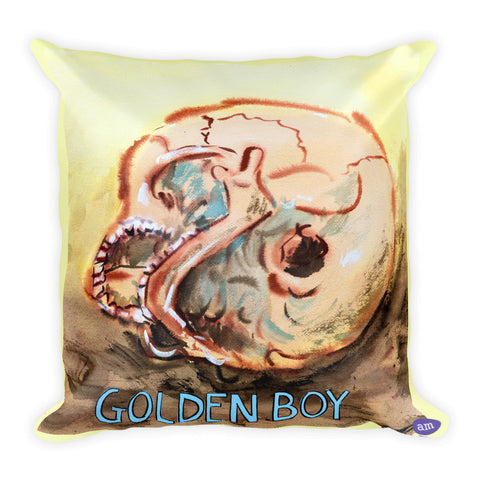 GUY RICHARDS SMIT - PILLOW - AVAILABLE/GOLDEN BOY