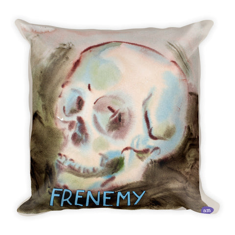 GUY RICHARDS SMIT - PILLOW - FRENEMY/EASILY SATISFIED