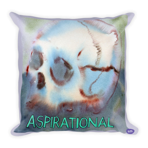 GUY RICHARDS SMIT - PILLOW - ASPIRATIONAL/VISIONARY