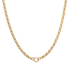 Large Belcher Chain by Foundrae for Broken English Jewelry