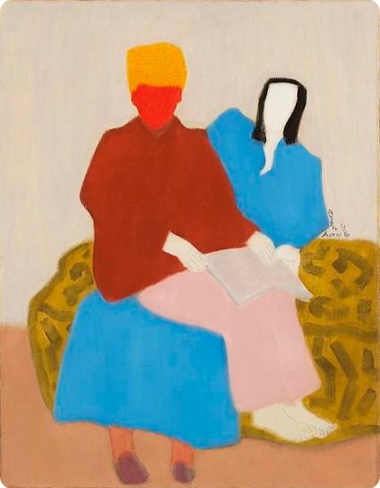 Milton Avery painting