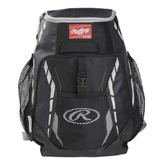 Rawlings Players Backpack - Black R400-B