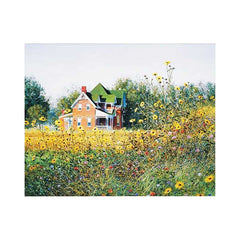 Victorian in the Meadow;  Framed Limited Edition Canvas  - F970823689