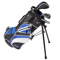 Tour X Size 0 3pc Jr Golf Set w/Stand Bag 50330