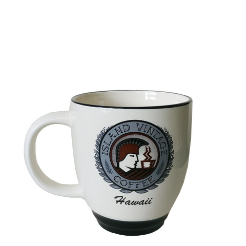 Island Vintage Coffee Hawaii Mug