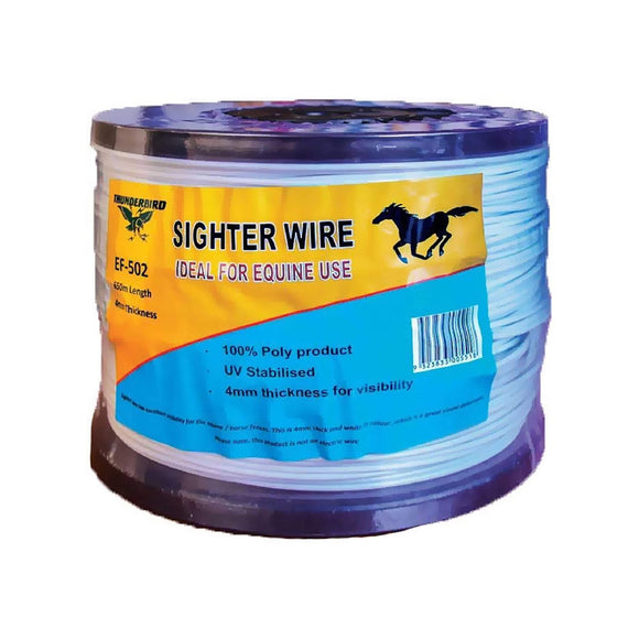 THUNDERBIRD SIGHTER WIRE 4MM 650M EF-502