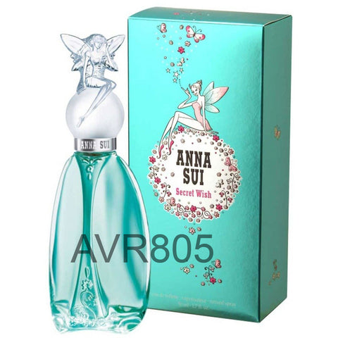 Anna Sui Secret Wish Eau De Toilette for Women 75ml