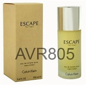 Calvin Klein CK Escape 100ml EDT Spray for Men