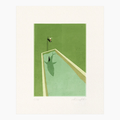 Shout (Alessandro Gottardo) / The Risk Pool
