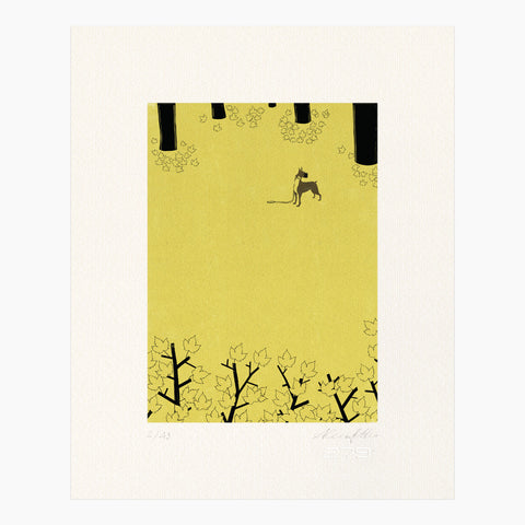 Shout (Alessandro Gottardo) / But Not the Dog