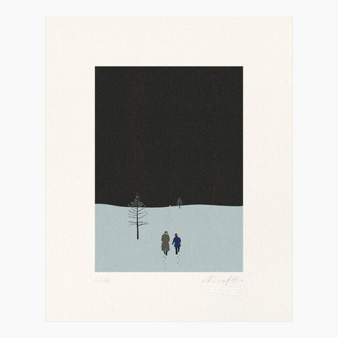 Shout (Alessandro Gottardo) / The City of Thieves